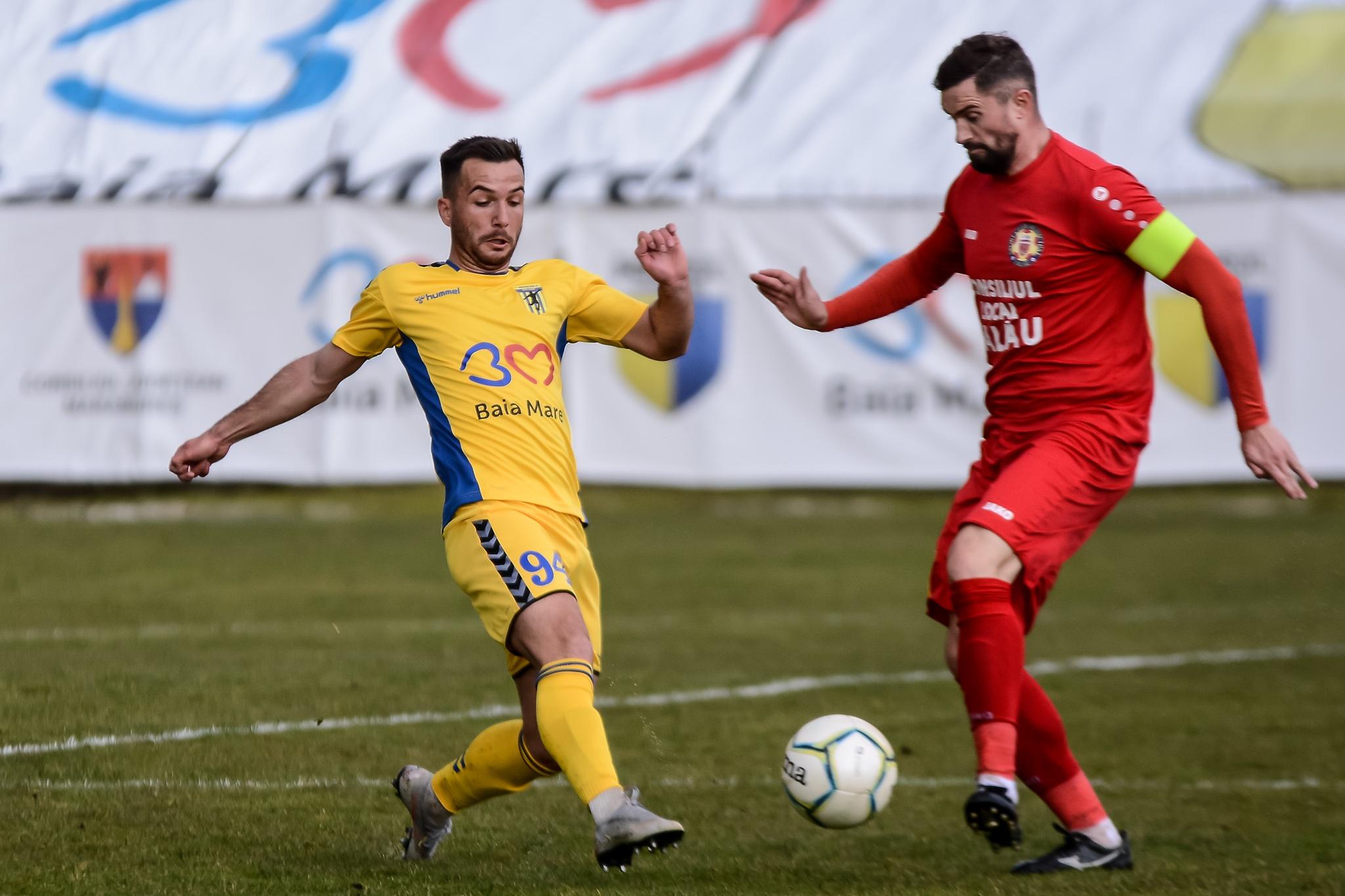 Minaur joacă sâmbătă cu Sânmartin, iar meciul e pe pagina de facebook a clubului