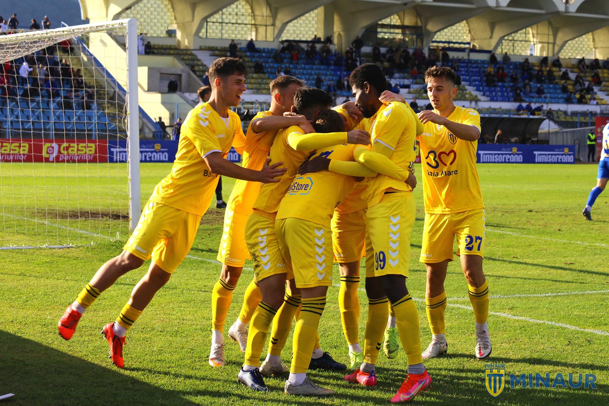 Se cunosc toate echipele calificate în optimile Cupei României – Minaur e în urna A