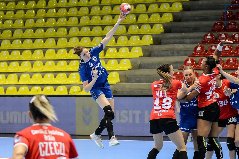 Minaur s-a calificat în Final Four-ul EHF European League