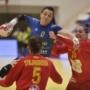România a învins Macedonia cu patru fete de la Minaur în teren