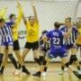 Fetele de la Minaur obțin a treia victorie în turneul de la Bistrița
