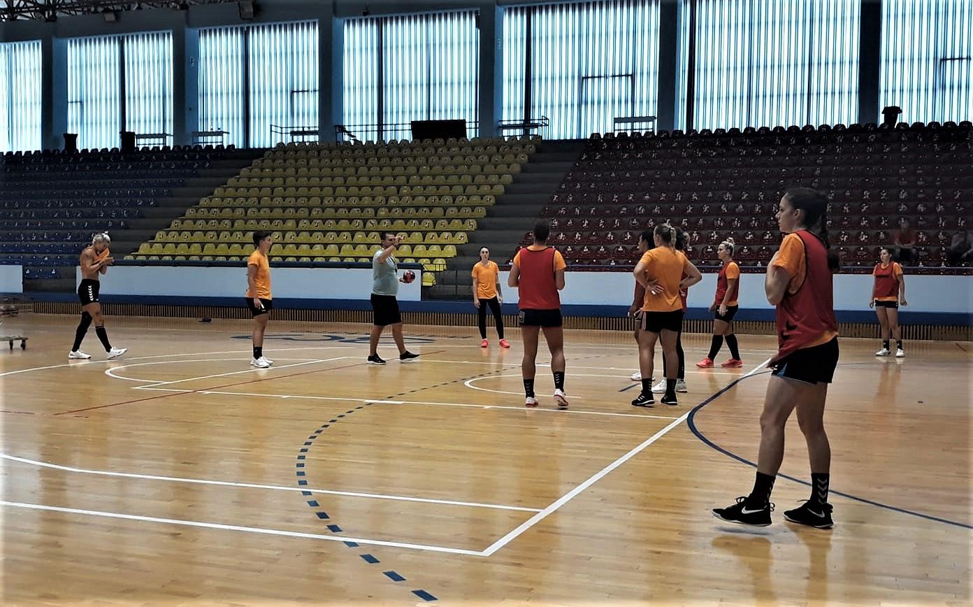 CS Minaur joacă miercuri și joi două meciuri amicale cu Gloria Bistrița
