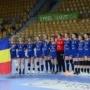 România a ratat calificarea în semifinalele Europenelor U19