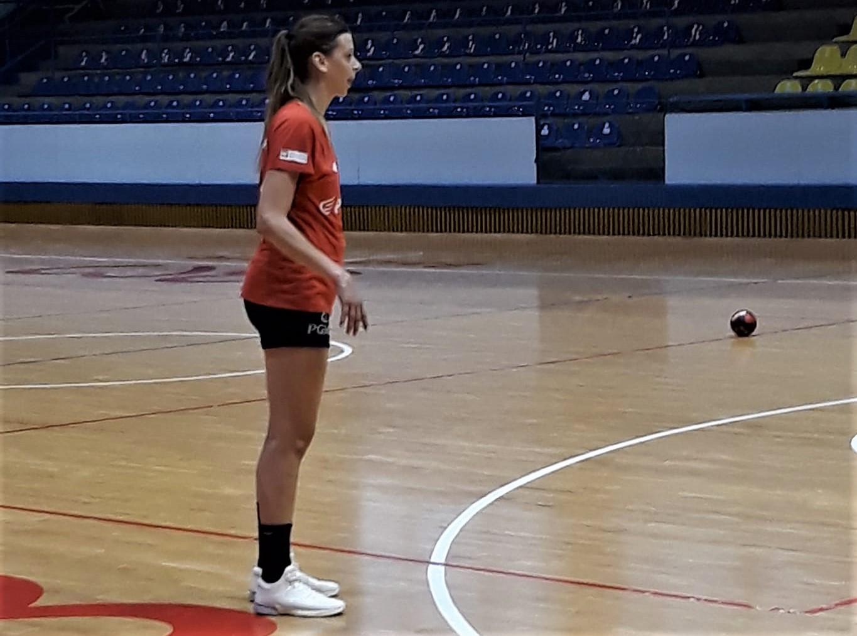 Aleksandra Zych – Vom încerca să batem toate echipele din campionat