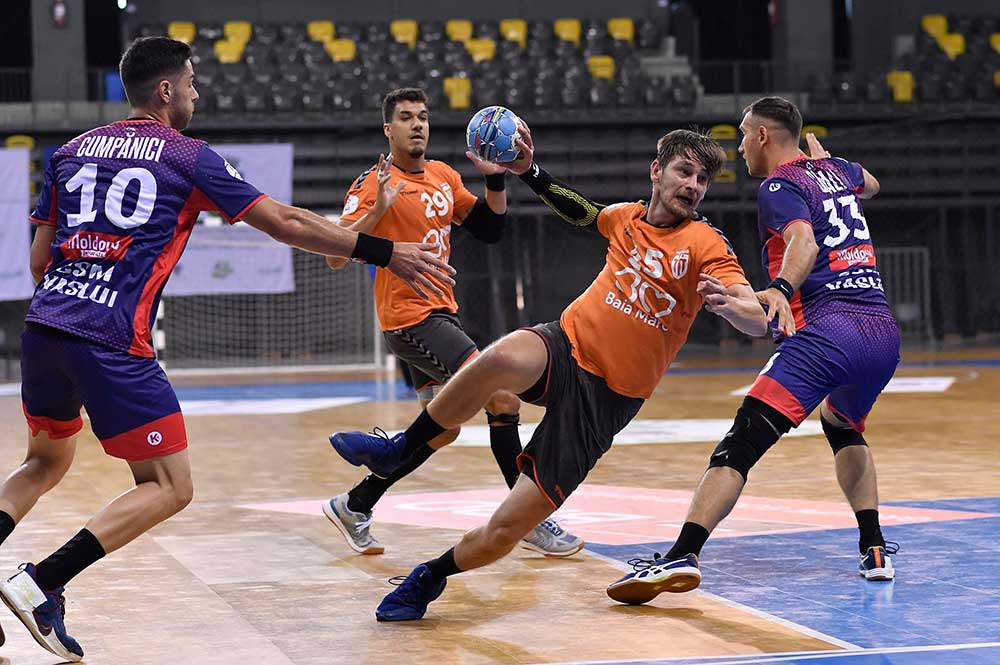 Minaur bate Constanța după un joc excepțional