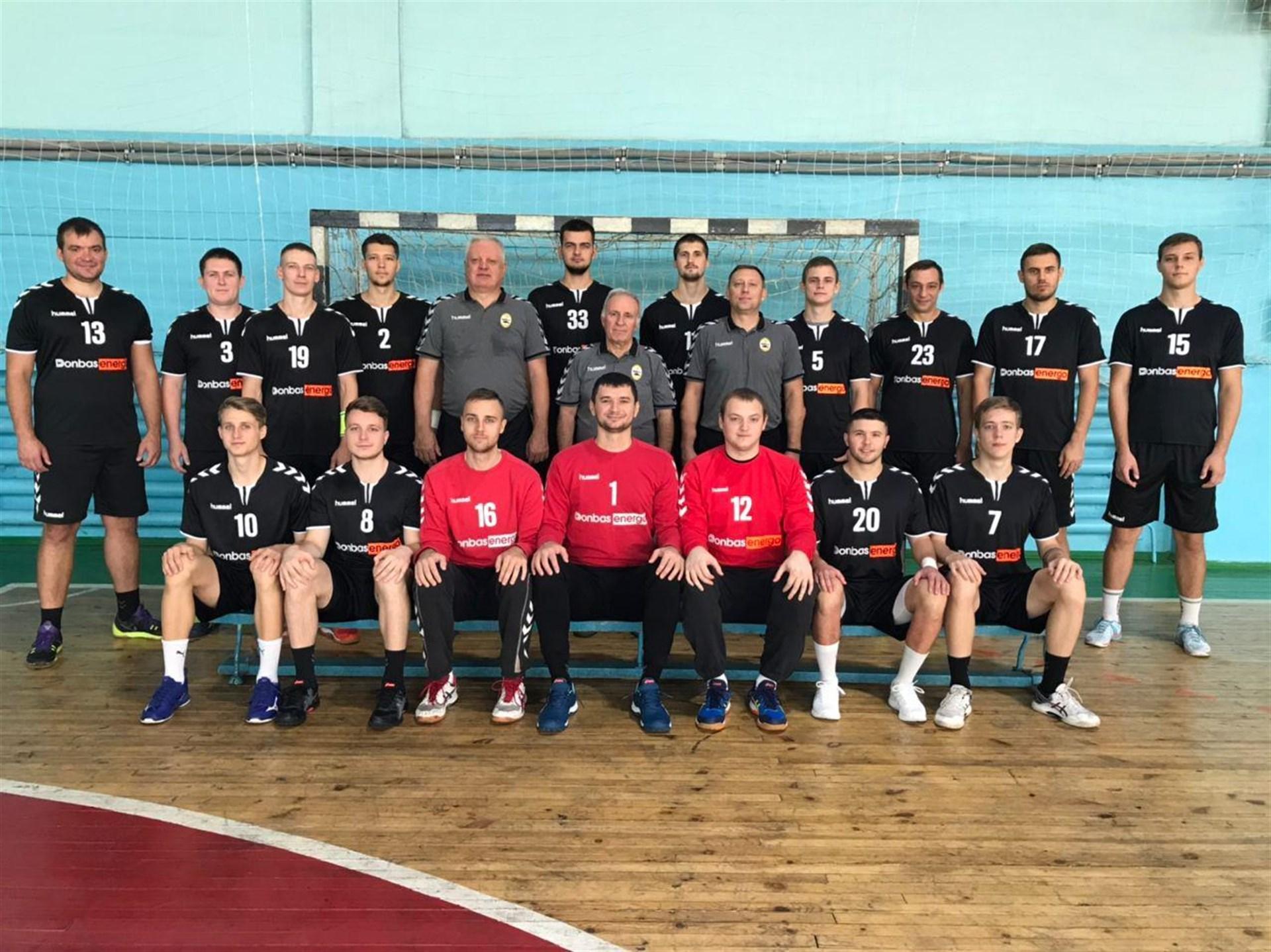Minaur va întâlni echipa ucraineană Donbas Mariupol în optimile EHF European Cup