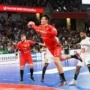Patru handbaliști de la Minaur convocați la lotul național de seniori