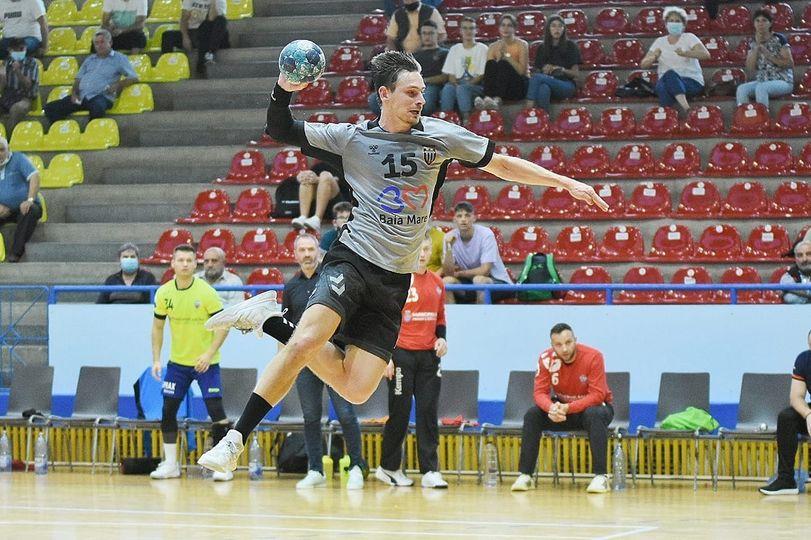 """Vineri și sâmbătă, Minaur joacă """"dubla"""" cu Hapoel Ashod în EHF European Cup"""